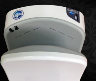 SUPER FAST TRI-BLADE new generation of hygienic hand dryer